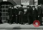 Image of notice board United Kingdom, 1914, second 11 stock footage video 65675026086