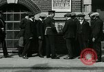 Image of notice board United Kingdom, 1914, second 12 stock footage video 65675026086