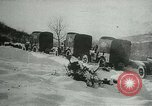 Image of Italian army Wintertime operations in mountains Italy, 1917, second 1 stock footage video 65675026088