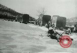 Image of Italian army Wintertime operations in mountains Italy, 1917, second 3 stock footage video 65675026088