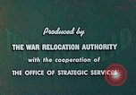 Image of relocation employment United States USA, 1943, second 7 stock footage video 65675026112