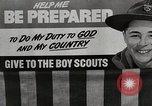 Image of boys scout troop Japan, 1942, second 3 stock footage video 65675026118