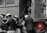 Image of Japanese-American internment camp victims United States USA, 1942, second 9 stock footage video 65675026122
