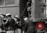Image of Japanese-American internment camp victims United States USA, 1942, second 10 stock footage video 65675026122