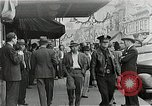 Image of policemen patrol Los Angeles California USA, 1942, second 1 stock footage video 65675026126