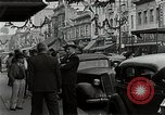 Image of policemen patrol Los Angeles California USA, 1942, second 6 stock footage video 65675026126