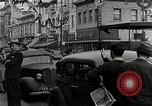 Image of policemen patrol Los Angeles California USA, 1942, second 7 stock footage video 65675026126