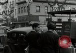 Image of policemen patrol Los Angeles California USA, 1942, second 8 stock footage video 65675026126