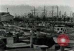 Image of fishermen's dock San Francisco California USA, 1942, second 1 stock footage video 65675026128