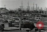 Image of fishermen's dock San Francisco California USA, 1942, second 2 stock footage video 65675026128