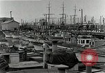 Image of fishermen's dock San Francisco California USA, 1942, second 3 stock footage video 65675026128