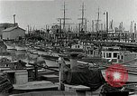 Image of fishermen's dock San Francisco California USA, 1942, second 5 stock footage video 65675026128