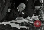 Image of dignitary United States USA, 1942, second 2 stock footage video 65675026129