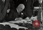 Image of dignitary United States USA, 1942, second 4 stock footage video 65675026129