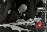 Image of dignitary United States USA, 1942, second 5 stock footage video 65675026129