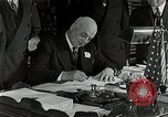 Image of dignitary United States USA, 1942, second 7 stock footage video 65675026129