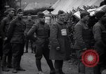 Image of Army chaplains  France, 1918, second 7 stock footage video 65675026139