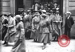 Image of Edith Roosevelt France, 1918, second 7 stock footage video 65675026140