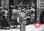 Image of Edith Roosevelt France, 1918, second 10 stock footage video 65675026140