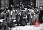 Image of Edith Roosevelt France, 1918, second 11 stock footage video 65675026140