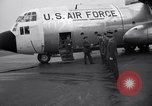 Image of Maj Gen David W Hutchison Greenland Sondrestrom Air Base, 1960, second 4 stock footage video 65675026141