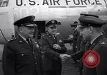 Image of Maj Gen David W Hutchison Greenland Sondrestrom Air Base, 1960, second 8 stock footage video 65675026141