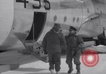 Image of Maj Gen David W Hutchison Greenland Sondrestrom Air Base, 1960, second 4 stock footage video 65675026142