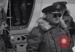 Image of Maj Gen David W Hutchison Greenland Sondrestrom Air Base, 1960, second 12 stock footage video 65675026142