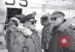 Image of Maj Gen David W Hutchison Greenland Sondrestrom Air Base, 1960, second 10 stock footage video 65675026143
