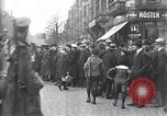Image of reparation refusal Dusseldorf Germany, 1921, second 3 stock footage video 65675026152