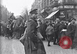 Image of reparation refusal Dusseldorf Germany, 1921, second 4 stock footage video 65675026152