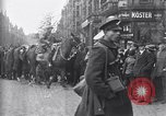 Image of reparation refusal Dusseldorf Germany, 1921, second 5 stock footage video 65675026152