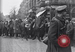 Image of reparation refusal Dusseldorf Germany, 1921, second 6 stock footage video 65675026152
