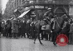 Image of reparation refusal Dusseldorf Germany, 1921, second 8 stock footage video 65675026152