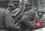 Image of leave for front Aldenhoven Germany, 1944, second 9 stock footage video 65675026194