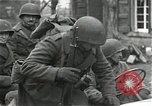 Image of leave for front Aldenhoven Germany, 1944, second 11 stock footage video 65675026194
