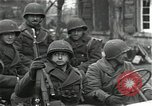 Image of leave for front Aldenhoven Germany, 1944, second 12 stock footage video 65675026194