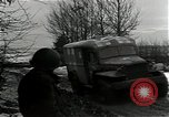 Image of United States 2nd Division retreat Belgium, 1944, second 7 stock footage video 65675026195