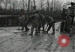Image of emplace mine Wirtzfeld Belgium, 1944, second 12 stock footage video 65675026200