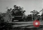Image of 50th Indian tank brigade Buthidaung Burma, 1944, second 6 stock footage video 65675026204