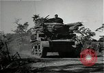 Image of 50th Indian tank brigade Buthidaung Burma, 1944, second 9 stock footage video 65675026204
