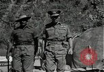 Image of Lord Mountbatten Buthidaung Burma, 1944, second 11 stock footage video 65675026207