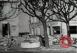 Image of ruins of city Saarlautern Germany, 1944, second 6 stock footage video 65675026211
