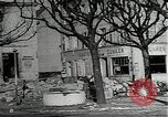 Image of ruins of city Saarlautern Germany, 1944, second 8 stock footage video 65675026211