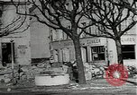Image of ruins of city Saarlautern Germany, 1944, second 9 stock footage video 65675026211