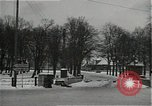 Image of capture bridge post Haguenau France, 1945, second 9 stock footage video 65675026215