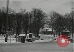 Image of capture bridge post Haguenau France, 1945, second 10 stock footage video 65675026215