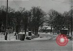 Image of capture bridge post Haguenau France, 1945, second 11 stock footage video 65675026215