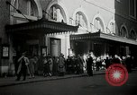 Image of New York City Town Hall Theatre and Carnegie Hall New York City USA, 1943, second 2 stock footage video 65675026222
