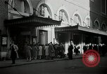 Image of New York City Town Hall Theatre and Carnegie Hall New York City USA, 1943, second 3 stock footage video 65675026222